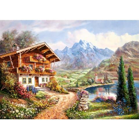 kuca u planini
